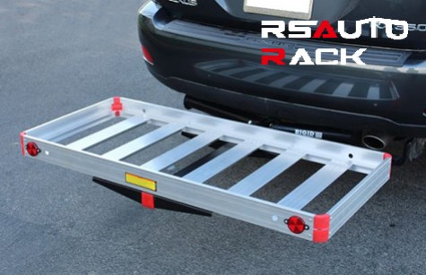Aluminium Hitch mounted Cargo carrier