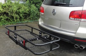 HITCH MOUNTED CARGO CARRIER RS01