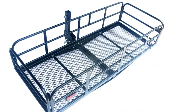 Hitch mount luggage carrier RS03B